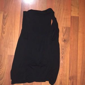 Studio Y Tops - Black sleeveless top